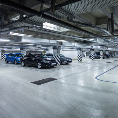 Parkings et garages